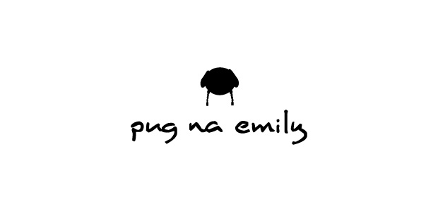 「pug na emily」official site オープンしました。